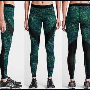 Nike PRO Tidal print full length leggings